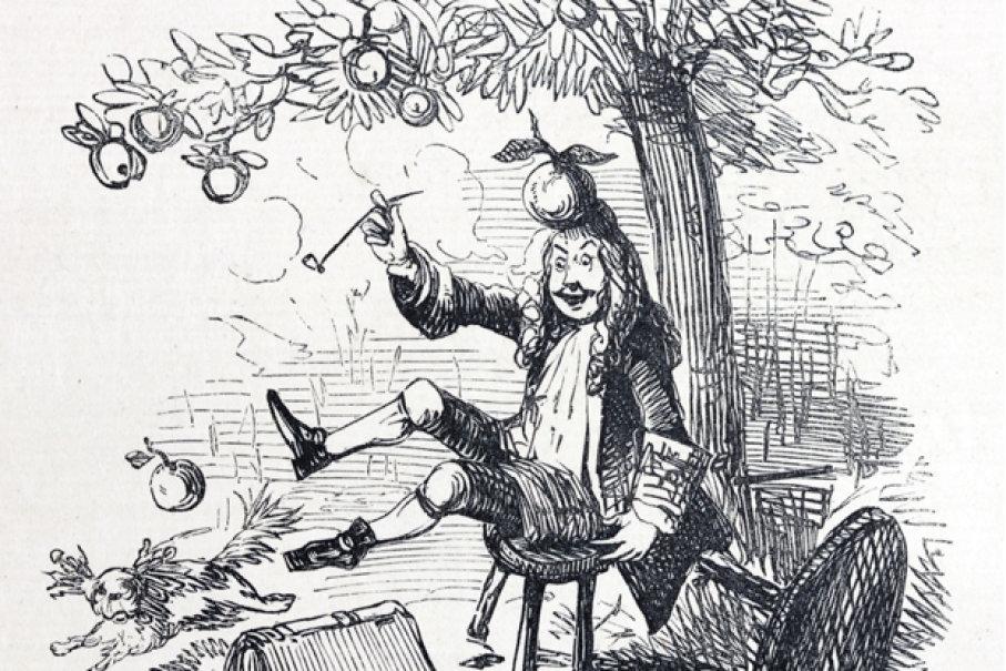 Newtonova jabuka – izgubljena poanta?